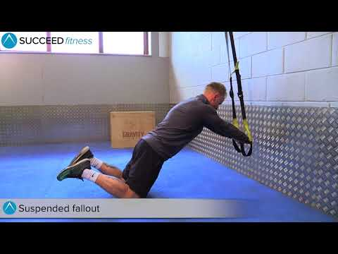 HOW TO: Suspended fallout - A great exercise for core strength