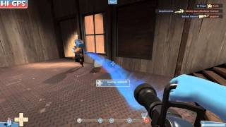 Team Fortress 2 Gameplay: Medic