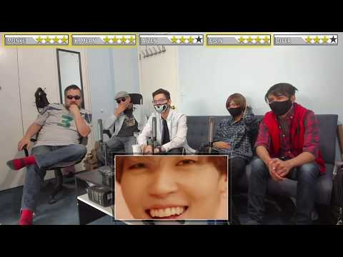 WOOSUNG - Face MV (Group REACTION)