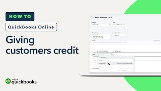 How to give customers credit: credit memos