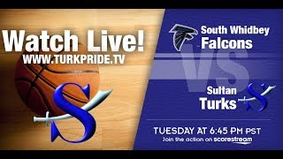 Lady Turks Basketball vs. South Whidbey!