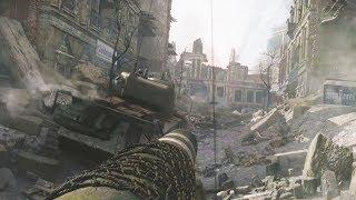 Call of Duty WW2 - Tank Mission