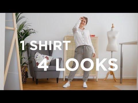 Weiße Bluse richtig kombinieren - So stylst Du den Klassiker auf 4 Arten | Das weiße Reh