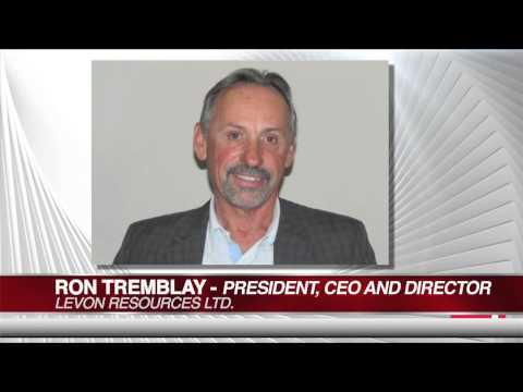 Levon Resources' Ron Tremblay on the investment leap from  ... Thumbnail