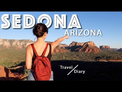 Sedona Arizona Travel Diary | continued journey to find happiness