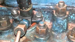 Замена стаканов форсунок, чистка кабины