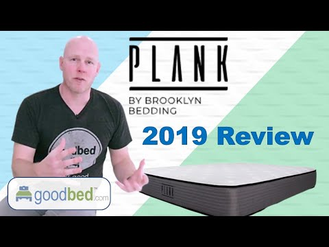 Brooklyn Plank Mattress Review (VIDEO)