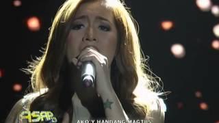 Angeline Quinto sings 'Hanggang Kailan Kita Mamahalin'
