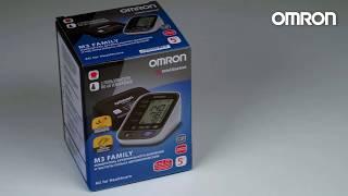 Автоматический тонометр Omron M3 Family