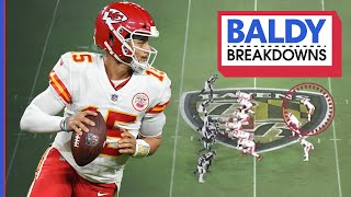 Breaking Down the Chiefs Offensive Creativity, Design & Execution | Baldy Breakdown