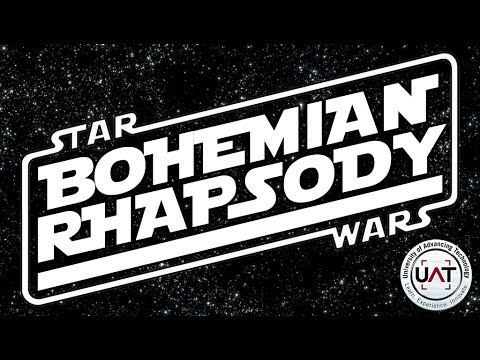 Just Awesome: The Story Of Star Wars, Sung To The Tune Of Bohemian Rhapsody