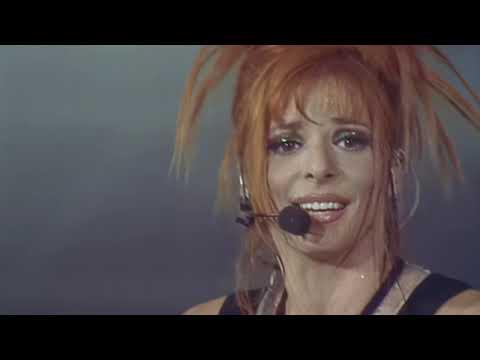 Mylene Farmer - Désenchantée (4K-Upscale) 1996