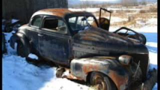 Rusty Car Holiday Song!