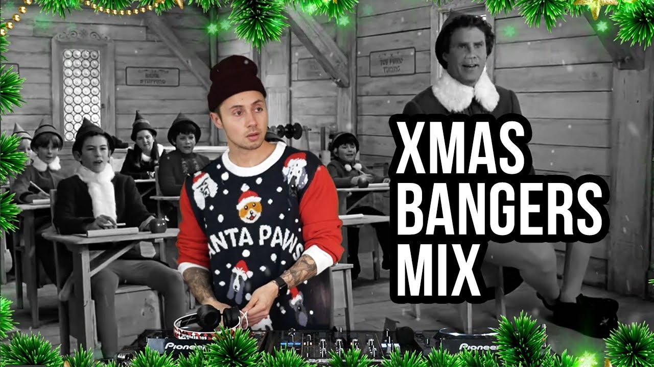 Bassjackers - Live @ Home x XMAS Bangers Mix 2020