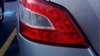 Nissan Maxima Sequential Tail Lights