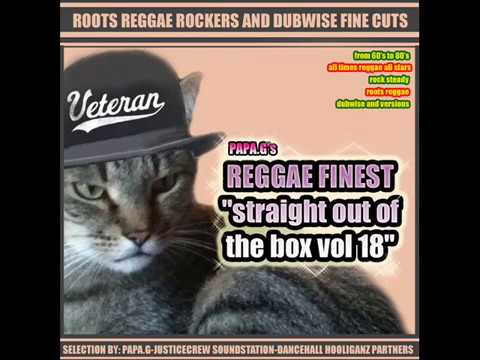 REGGAE FINEST-straight out of the box vol 18