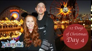 Download Youtube: GOING TO DISNEYLAND FOR MY FIRST TIME | Madelaine Petsch