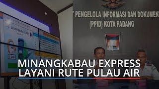 Jadwal dan Harga Tiket Kereta Api dari Stasiun Pulau Air ke Bandara Internasional Minangkabau