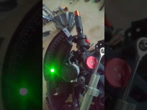 2016 zx10r flashing dash code reset (part 1) - смотреть