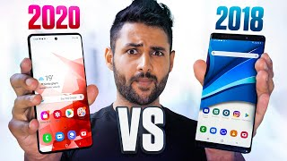 Cheap 2020 Smartphone vs 2018 Flagship