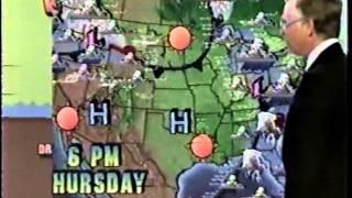 KLFY TV-10 January 1993 flood coverage