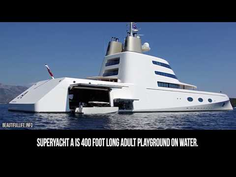 10 Incredible and Most Expensive Yachts The Ridiculously Wealthy Can Afford