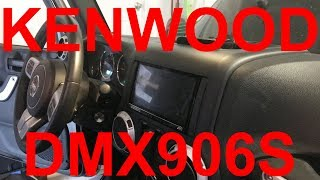 kenwood ddx9705s wireless android auto - TH-Clip
