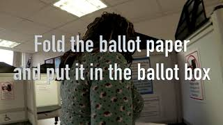 Simply guide - how to vote in the EU Elections 2019