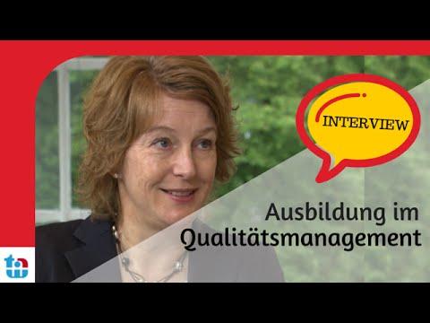 Interview: Ausbildung im Qualitätsmanagement (ISO 9001) – TAW.de