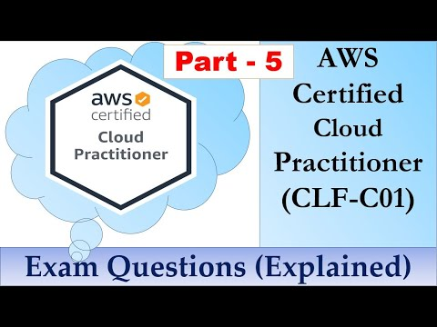 [New] AWS Certified Cloud Practitioner - Real Exam Questions ...