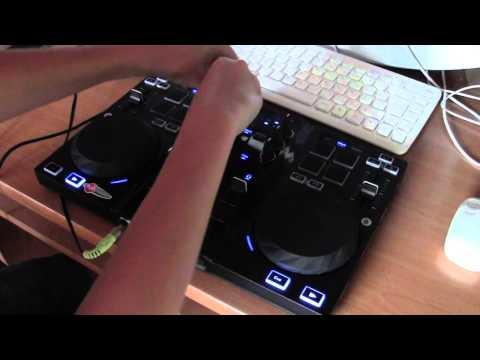 Premier Mix Avec Hercules Dj Control Air – DJ TONY WESST [DJ GB], FR