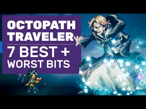 7 Best And Worst Things About Octopath Traveler PC | Octopath Traveler PC Review
