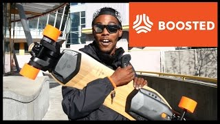 Boosted Board 2 Unboxing & First Ride in San Francisco