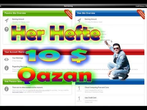 INNOCURRENT ile her hefte 10$ qazan. PUL ODEYIR!!!