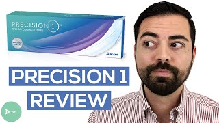 Precision 1 Contact Lens Review | Daily Contact Lens Review | IntroWellness
