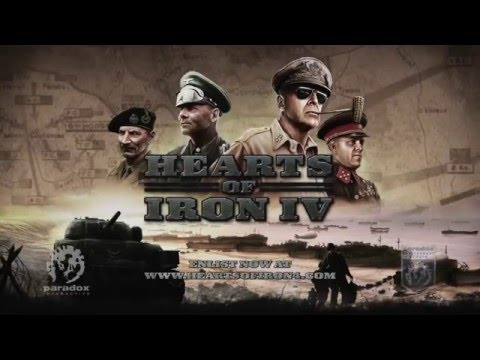 Trailer de Hearts of Iron IV: Field Marshal Edition