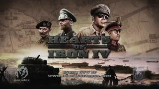 VideoImage1 Hearts of Iron IV: Colonel Edition