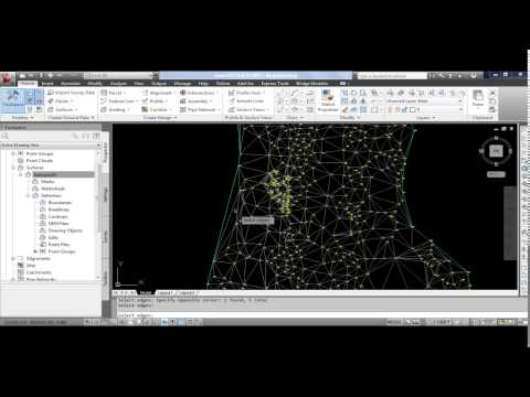 Tutorial AutoCAD Civil 3D 2013 Bahasa Indonesia (Yang pengen belajar