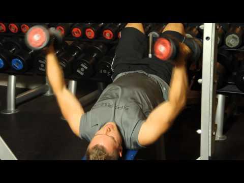Jak swing mięśnie pod pachą