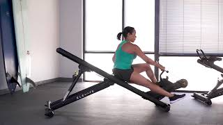 Row (Single Leg, Single Arm)