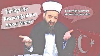 TÜRKİYE'DE TASAVVUF - Ebu Hanzala Hoca