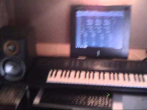Quakebeat Working on a Beat by jayZoe
