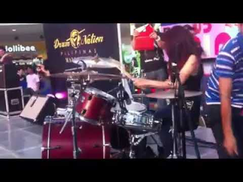 Gyan Murrel drum solo