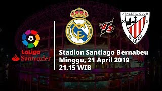 Video Live Streaming dan Jadwal Laga Real Madrid Vs Athletic Bilbao, Via beIN Sport