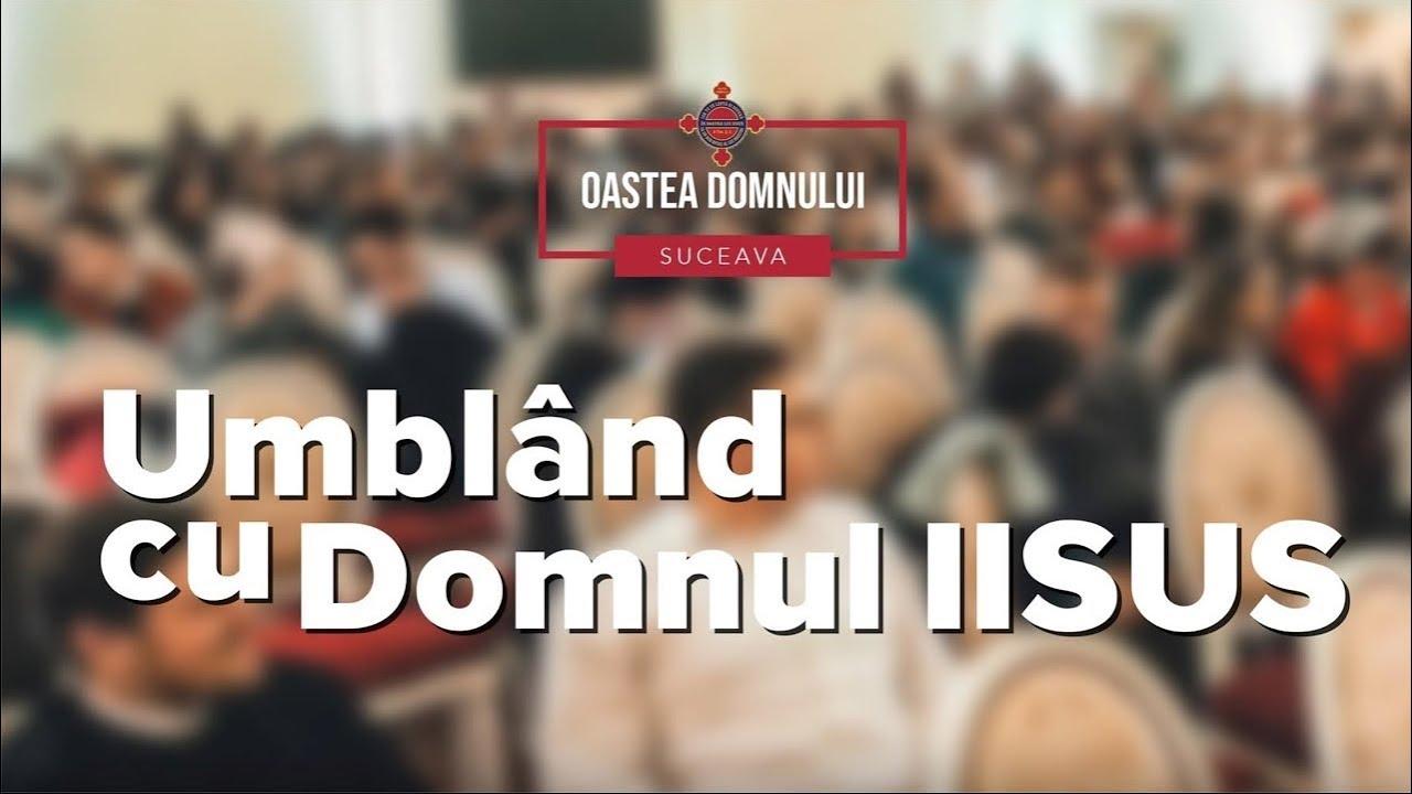 Adunarea anuală a Oastei Domnului, Suceava, 7 Martie 2020