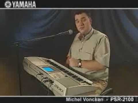 Yamaha PSR-2100 | Boston Guitar
