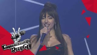 Soulange sings 'Mama Knows Best՛ - Gala Concert – The Voice of Armenia – Season 4