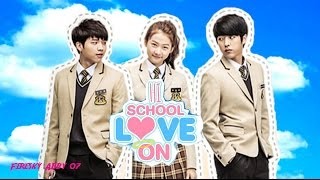 "Hi! School–Love On ❤️ on GMA-7 ""Fool Again"" (MV with lyrics)"