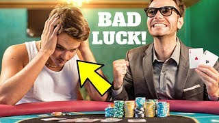 Are You An UNLUCKY Poker Player? (This Is What You Need To Do)