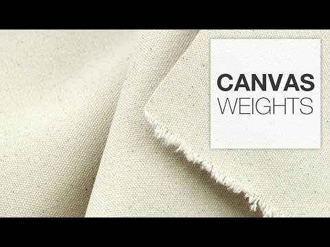 Canvas Weights